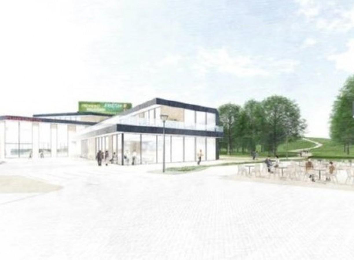 Groot horeca- en recreatiecentrum Fresh & Fast opent in 2021 bij Duiven.