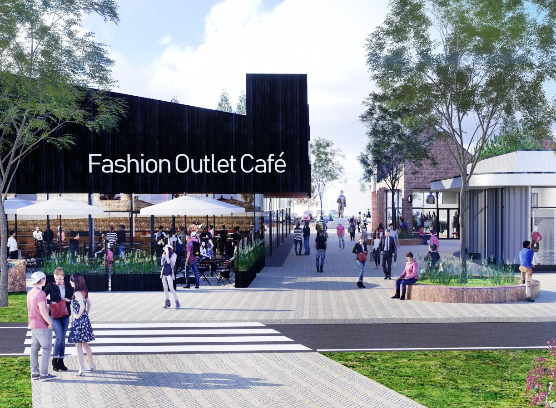 Albron sluit overeenkomst voor de horeca in Fashion Outlet Zevenaar