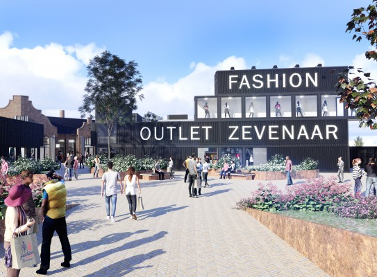 Fashion Outlet Zevenaar grenzeloze beleving